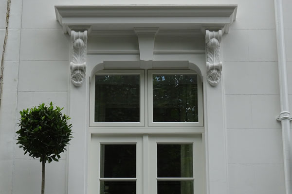 Hereford Square 1st Floor Window