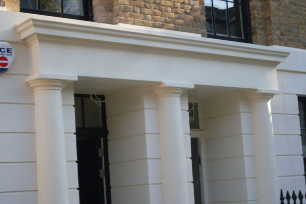 Trinity Street External Mouldings