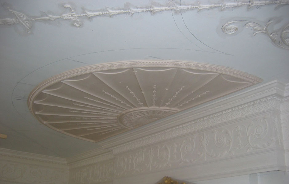Adam Ceiling Restoration in Essex