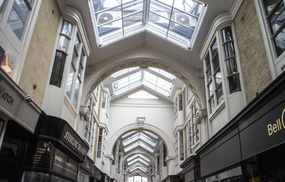 Burlington Arcade After Restoration