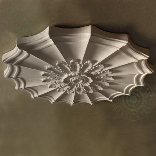CR11 Adams Design Ceiling Rose