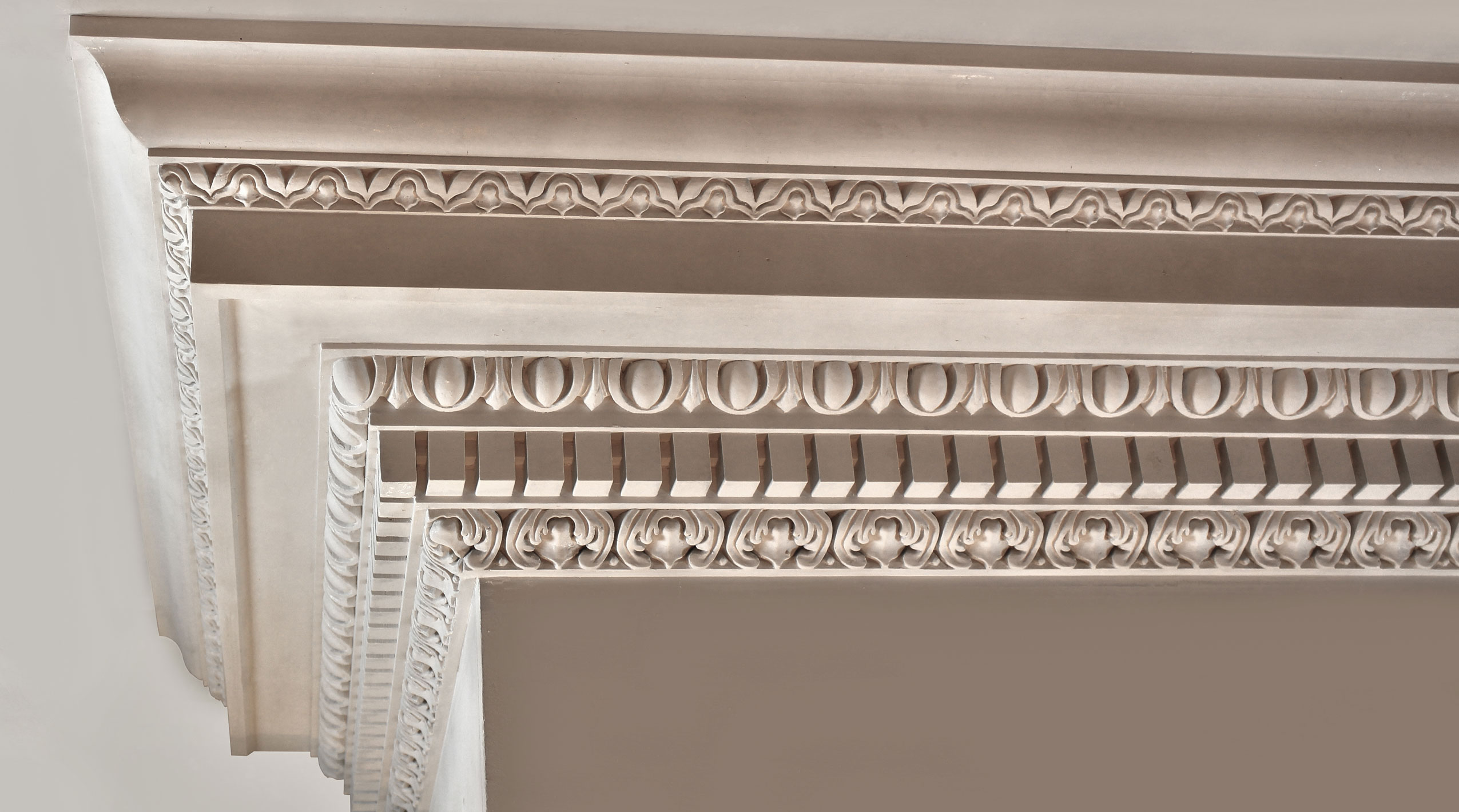 Georgian Period Cornice