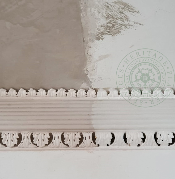 Cornice Matching to Existing